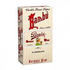 Bambu Double Wide Gravity Feed (24 pack)