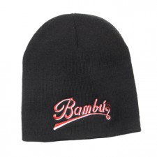 Bambu Beanie Cap - Black