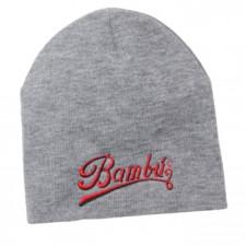 Bambu Beanie Cap - Grey