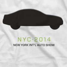 2014 NYIAS Youth Car Logo on White