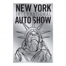 2013 NYIAS Screened Poster on Silver