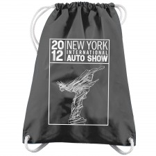 2012 NYIAS Draw String Backpack