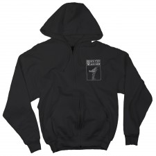 2012 NYIAS Embroidered Logo Hoodie on Black