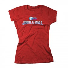 Y100's Jingle Ball 2013 Women's Tee