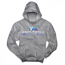 Y100's Jingle Ball 2013 Grey Pullover