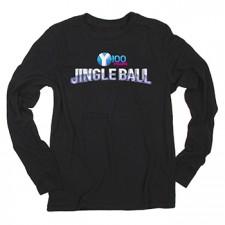 Y100's Jingle Ball 2013 Long Sleeve Tee