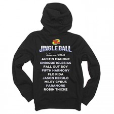 Hot 99.5's Jingle Ball 2013 Black Pullover