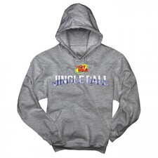 Hot 99.5's Jingle Ball 2013 Grey Pullover