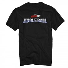 106.1 KISS FM's Jingle Ball 2013 Black Tee