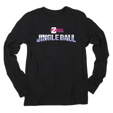 Z100's Jingle Ball 2013 Long Sleeve Tee