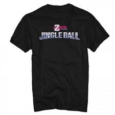 Z100's Jingle Ball 2013 Men's Black Tee