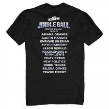 KIIS FM's Jingle Ball 2013 Black Tee