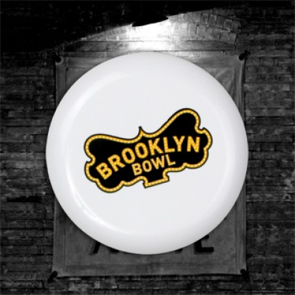 Brooklyn Bowl Frisbee