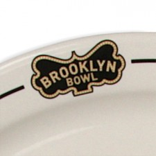 Brooklyn Bowl Plate