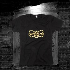 Brooklyn Bowl Girls Classic Logo T-Shirt