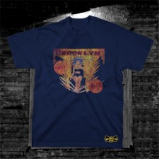 Electra T-Shirt on Navy