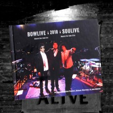Soulive Tour Book