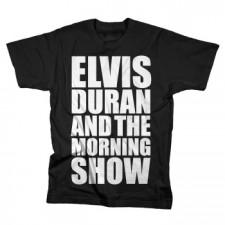 Elvis Duran Party Rock Tee on Black