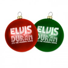 Elvis' Set of Holiday Balls