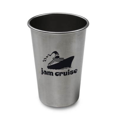 Jam Cruise 11 Steel Pint Cup