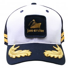 Jam Cruise 11 Captain's Trucker Hat