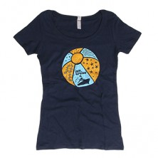 Women's Beach Ball Shirt
